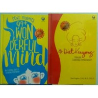 Paket Diet Kenyang ( Dietkenyang ) & 99  Wonderful Mind By Dewi Hughes