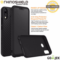 Original Rhinoshield Solidsuit Case Asus Zenfone 5 / 5z - Ultra Tough - Carbon