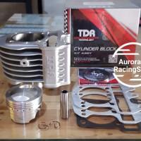 Blok Bore Up Set Beat Karbu 54.5mm TDR Racing