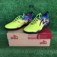 Sepatu Futsal Specs Cyanide TNT 19 FS - Zest Green