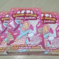 Ready ~ Emak-Emak Jago Jualan + BONUS