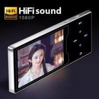 RUIZU D08 ORIGINAL MP3 MP4 PLAYER MEMORI 8G BT. VIDEO E-BOOK VOICE REC