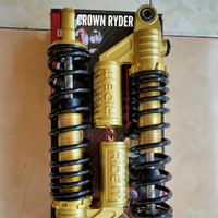 Shock tabung ride it model KYB 340mm Rx King Supra