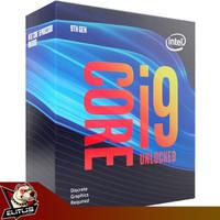 Processor Intel Core i9 9900KF 8 Cores up to 5.0 LGA 1151