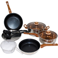 Oxone OX911 Set Panci Cookware Set