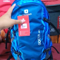 Tas ransel daypack Consina Gocta 30 L include Rain Cover original