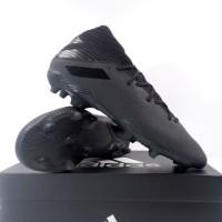 Sepatu Bola Adidas Nemeziz 19.3 Core Black FG F34390 Original BNIB