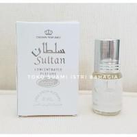 Parfum Sholat Wangi Sultan 3ml Dobha Asli / Oleh Oleh Haji