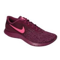 Sepatu Olahraga Nike Flex Contact Women's Running Shoes-Maroon