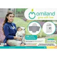 Omiland Baby Blanket Panda Series Abu Saku Print OBB1311
