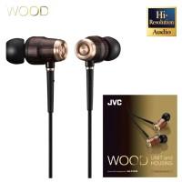 JVC HA-FX650 Wood Series Premium IEM Earphone