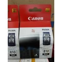Catridge Canon Pixma 810 Hitam (tinta ASLI ORI segel UTUH)