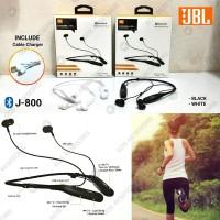 HANDSFREE EARPHONE HEADSET BLUETOOTH JBL J 800