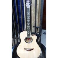 Gitar Akustik Yamaha APX 500 Natural Complete Set -JADE-