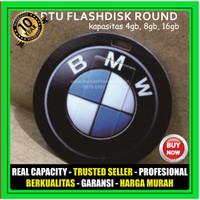 USB Flashdisk Kartu Bulat FDCD14 Souvenir Promosi 4GB 8GB 16GB 32GB