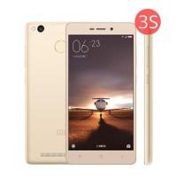 Redmi 3S pro 4G Smartphone 5.0 Inch Screen 3GB 32GB XIAOMI HANDPHONE -