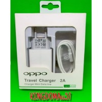 Travel Charger Oppo Original Fast Charging 2A Micro Usb alltype OPPO
