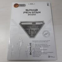 Buku PREPARE SPMB PKN STAN Tahun 2020 Pembahasan Soal USM TPA TBI SKD