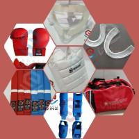 New! Senkaido Paket Hemat Set Karate Kumite. Berhadiah Sabuk