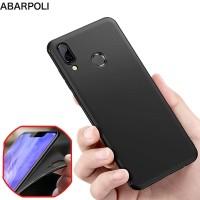 Case Vivo V9 V 9 SOft Case Silicon Slim Black Matte Ultra Thin