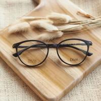 Kacamata frame elastis Piccadily DIORR |- cyl antiradiasi