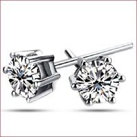 Anting Perak/Dimond Earring/Men Earring#6000407