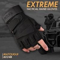 Sarung Tangan HYBZ/glove/Setengah Jari/Blackhawk Original Import