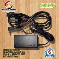 Adaptor Charger Original Acer 19v - 3.42A DC 5.5*1.7mm New Model 2016+