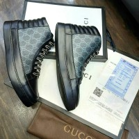Sepatu Shoes Branded Sneakers GUCCI Cizzy - Miror Exclusive