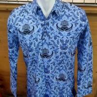 Batik Kopri Pria dengan Puring