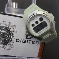 Digitec 3089 tosca jam tangan original anak water resist harga murah
