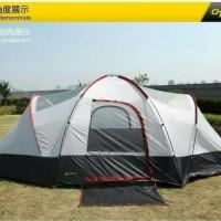 Tenda chanoudug chanoduh fx 8950 isi 8 10 orang tenda keluarga family