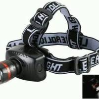 Headlamp zoom