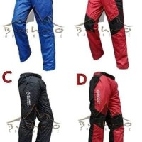 Celana panjng water proof
