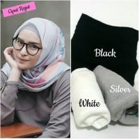 ciput rajut anti pusing inner dalaman hijab jilbab khimar
