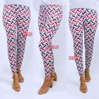 Legging Dewasa Motif fit to M/ Celana Panjang Wanita Leging Motif
