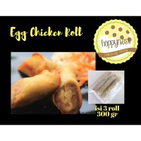 Happy-Egg Chicken Roll