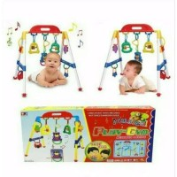 Mainan Baby MUSICAL Playgym Anak Baby Rattle Play Gym - Baby