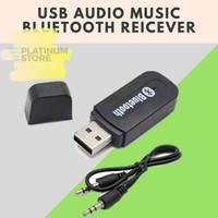 AUDIO JACK USB BLUETOOTH MUSIC RECEIVER 3,5MM / WIRELESS MUSIC