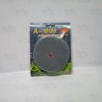 air stone bulat pipih / air stone gepeng diameter 12cm