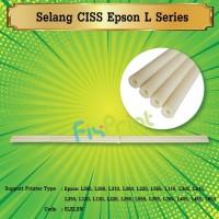 Selang Cartridge CISS Infus Printer Epson L300 L310 L350 L355 L360