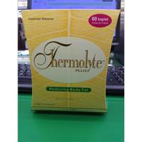 THERMOLYTE PLUS REDUCING BODY FAT 1 BOX ISI 60 KAPLET THERMOLYTE PLUS