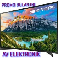 PROMO BANTING HARGA.!SAMSUNG LED TV UA32N4300 32N4300 SMART TV DIGITAL