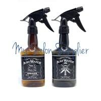 Botol Spray Salon / Barber Shop Just Water GEPENG 300ml