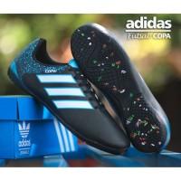 Sepatu Futsal adidas nitrocharge putih