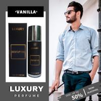 Farfum Pria Original (NON ALKOHOL 100%) Luxury Perfume Varian Vanilla