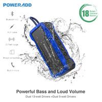 POWERADD MusicFly II Portable Wireless Bluetooth Audio Speaker