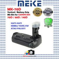 Vertical/Battery Grip Meike MK-70D BG-E14 for Canon 70D/80D