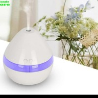 Humidifier Ultra Led Sound Off Purifier