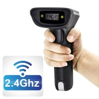 EPPOS Barcode Scanner 1D EP6708CB Wifi / 1D Wireless CCD Auto Scan